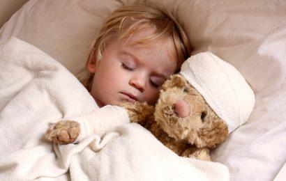 Симптомы внутричерепного давления у ребёнка