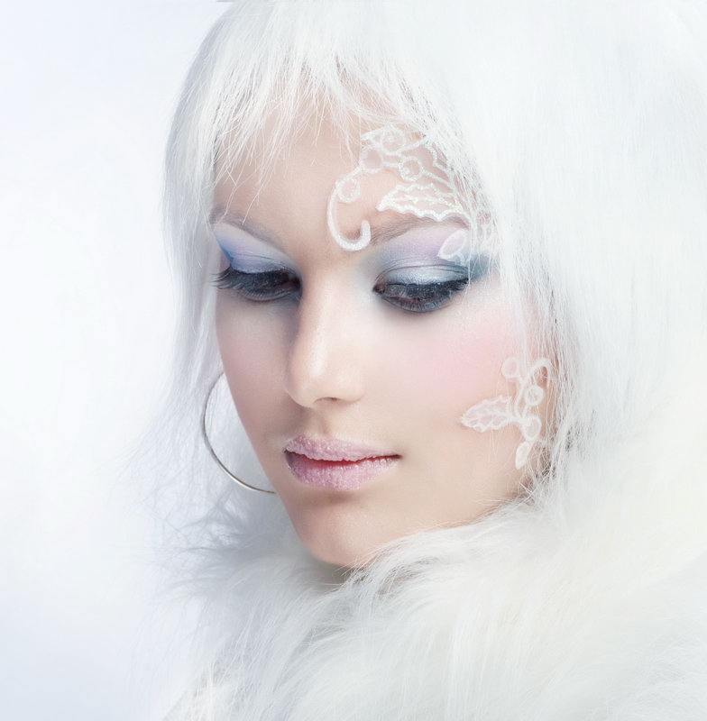 Creative Winter Makeup