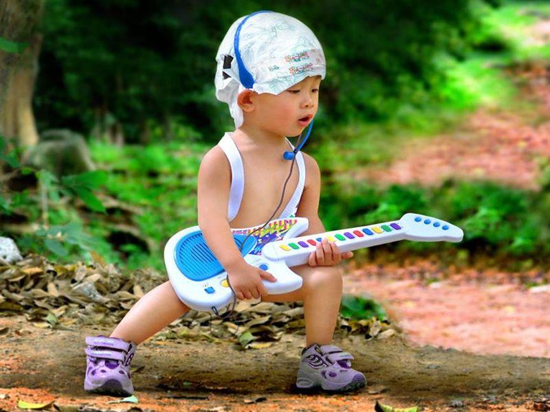 Гитара детская - лучший подарок (фото)
