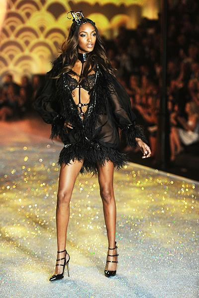 2013 Victoria's Secret Fashion Show Jourdan Dunn
