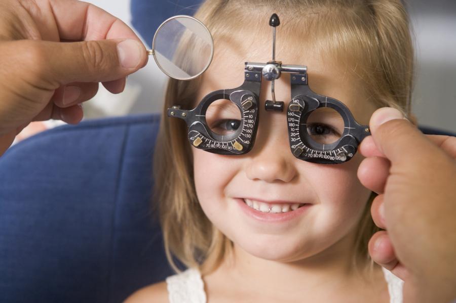 коррекция остроты зрения