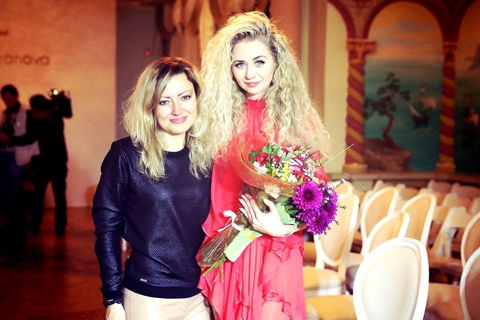 Коллекция весна-лето 2014 от Анастасии Ивановой