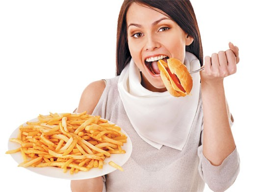Как набрать вес