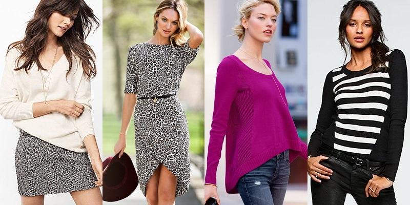 Новая коллекция одежды осень-зима 2013-2014 от Victoria`s Sicret