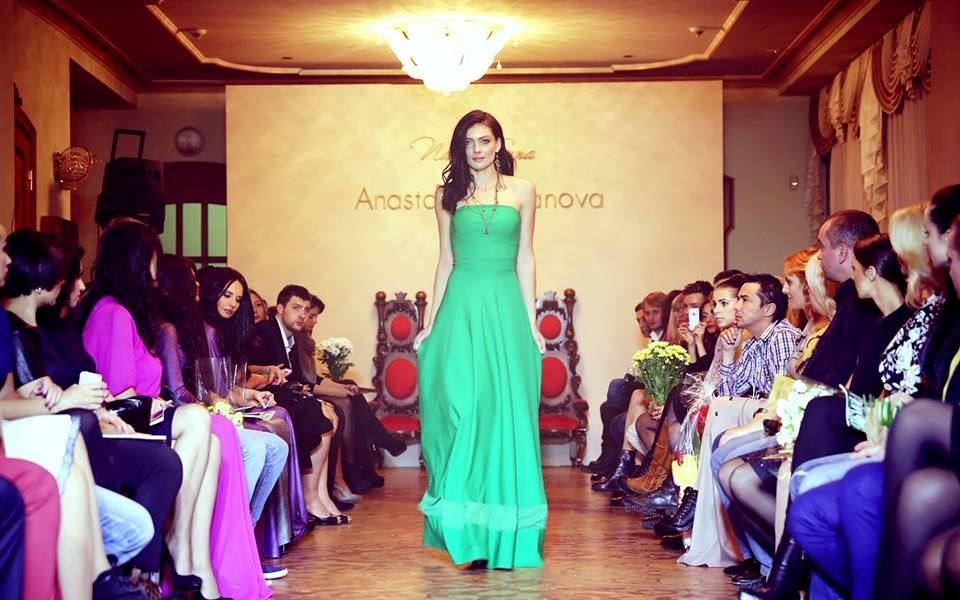 Коллекция одежды от Анастасии Ивановой (фото)