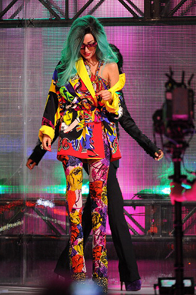Lady Gaga 22nd Annual Much Music Video Awards