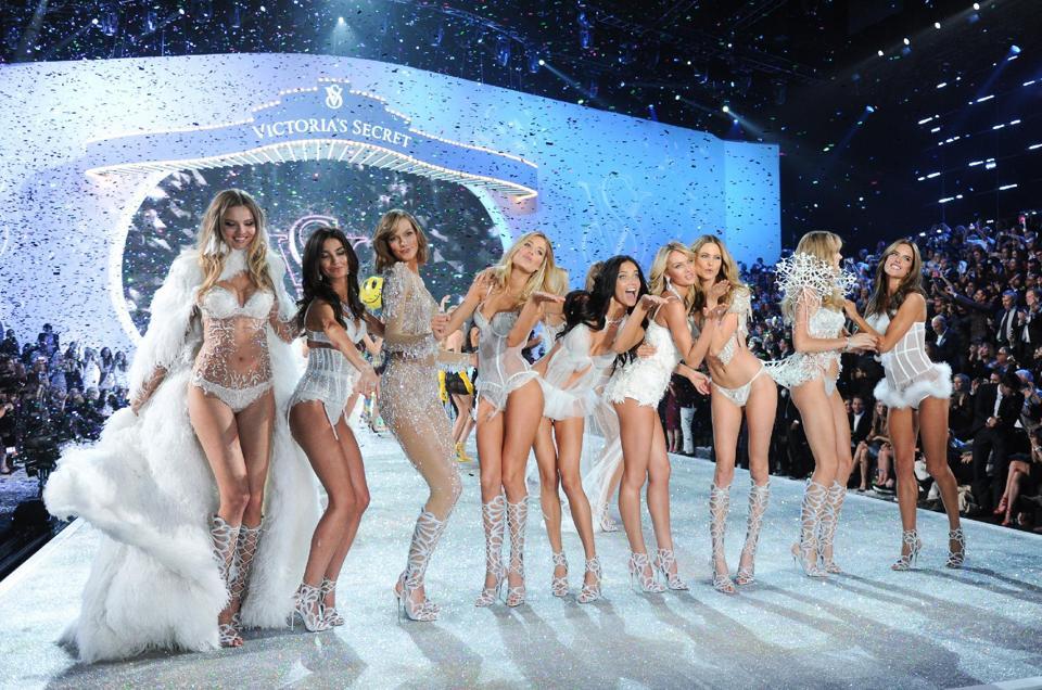 Victoria's Secret Fashion Show 2013 2014 ft Taylor Swift, Fall Out Boy, Neon Jungle