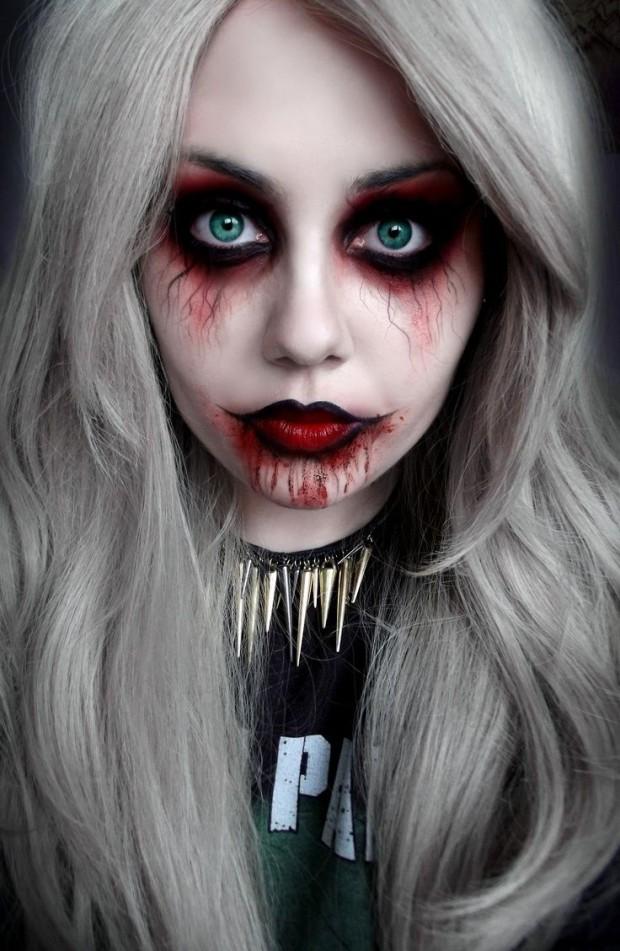акияж на Хэллоуин — ФОТО