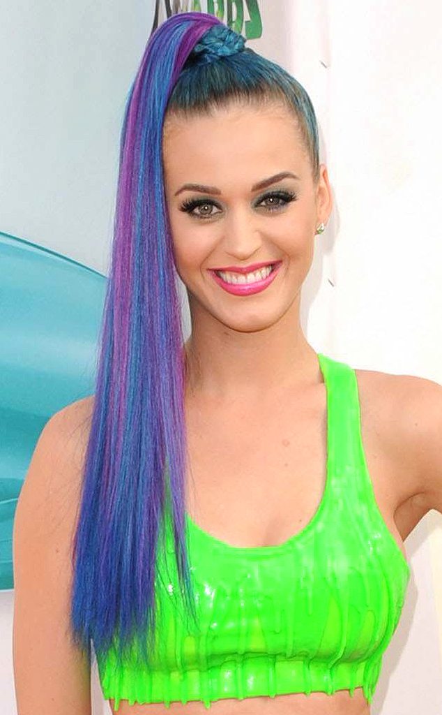 Katy Perry Is the Face of Cover Girl