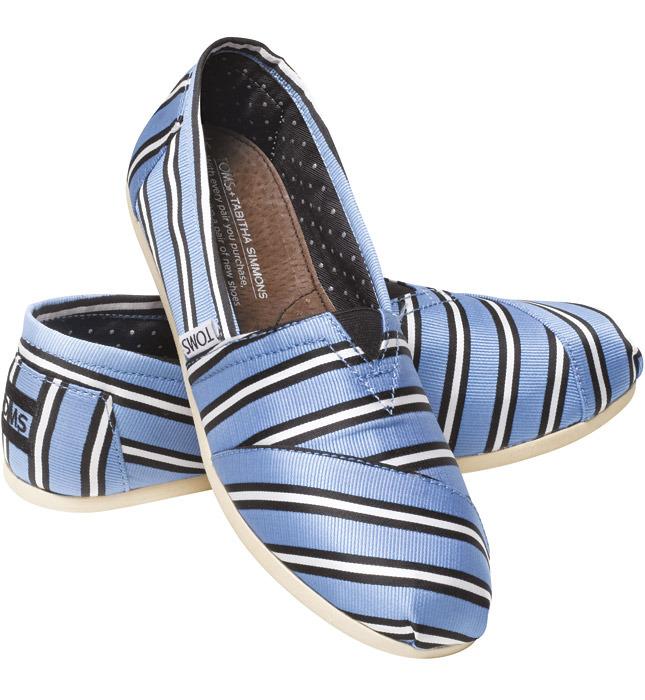 Капсульная коллекция обуви Табиты Симмонс для Toms (фото и видео)