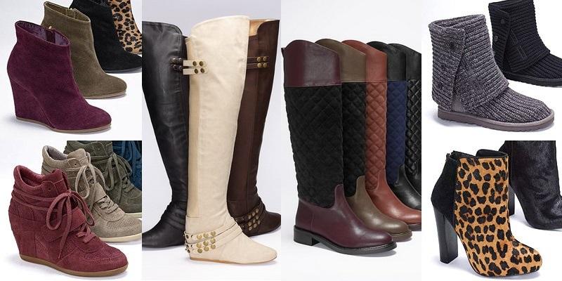 Обувь осень-зима 2013-2014 от Victoria`s Sicret