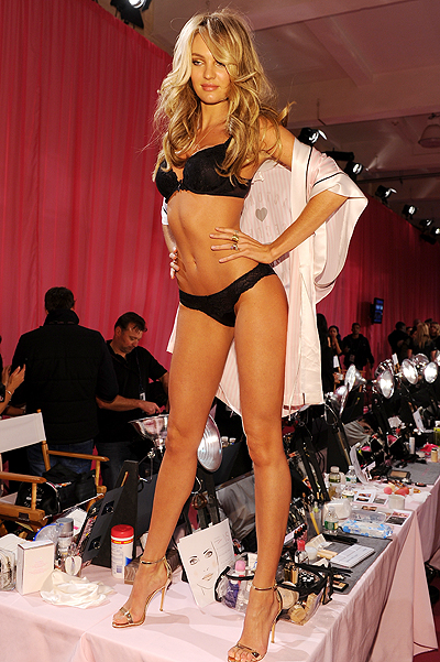 2013 Victoria's Secret Fashion Show - Hair & Makeup