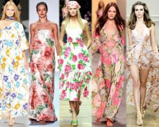 Актуальная мода весна-лето 2015