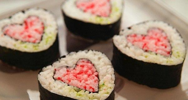 День Святого Валентина в китайском ресторане