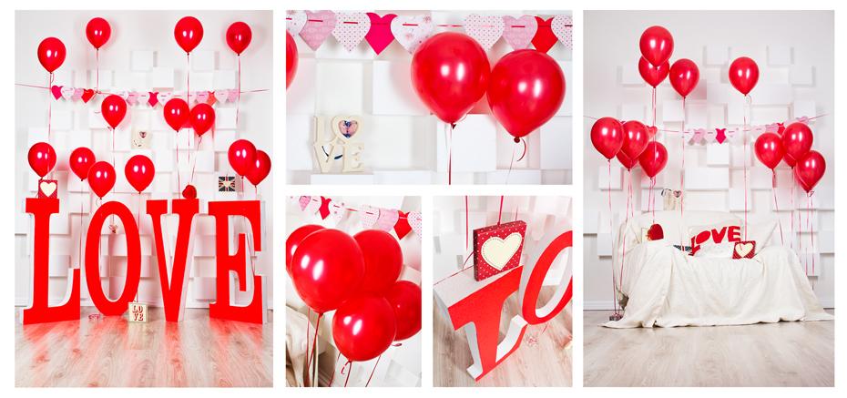 Фотосэссия на день Святого Валентина