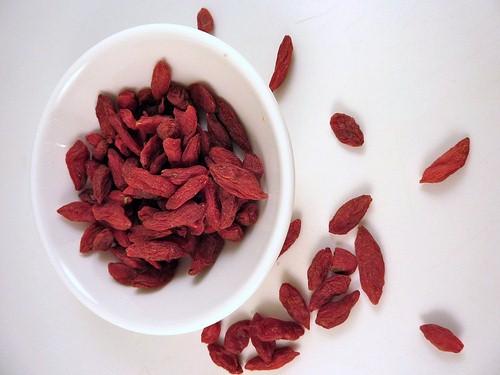 Интересное о ягодах Годжи