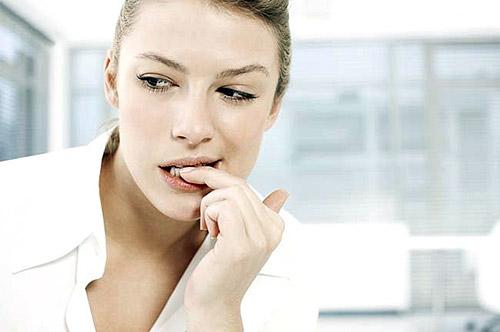 Отучение от грызения ногтей