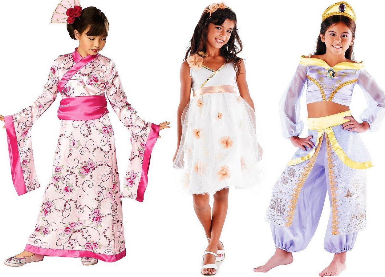 Какие костюмы для девочек 2 лет на новый год
