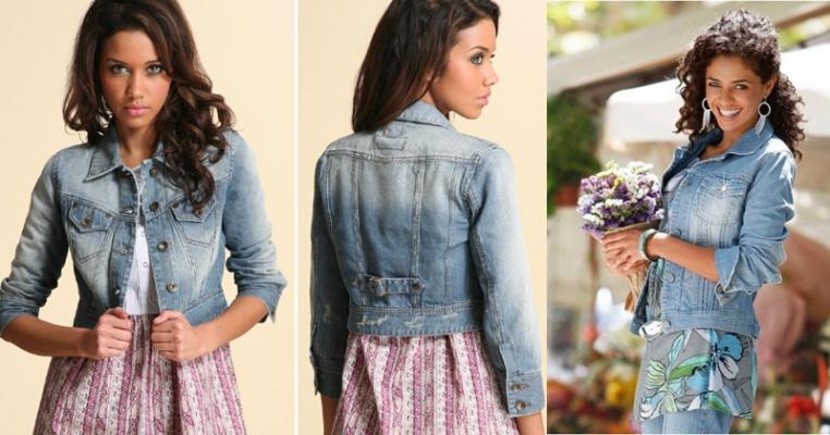Классический вариант джинсовой куртки