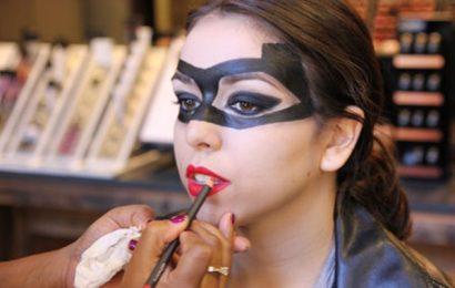 Макияж на Хэллоуин: создаем ужасающий образ