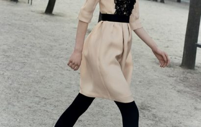 Модные тренды: осень-2012