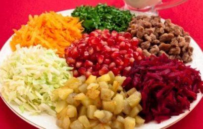 Новогодние блюда и рецепты 2015