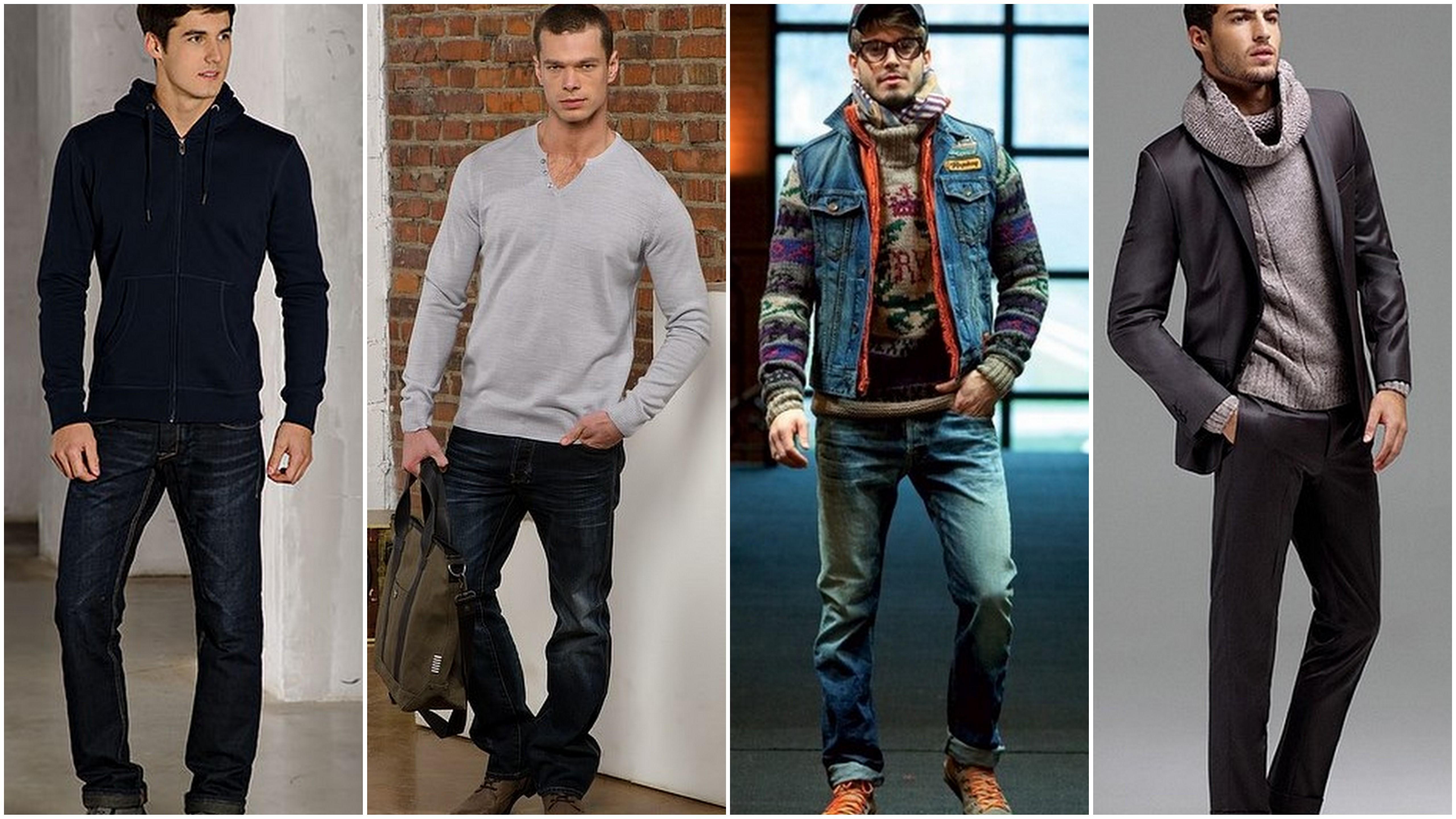 Одежда для мужчины на Новый год