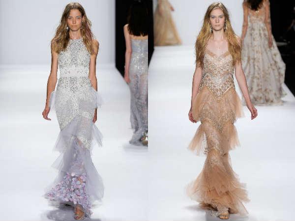 Платье смок