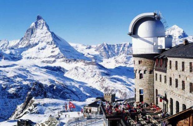 Поездка в Швейцарию на 8 марта