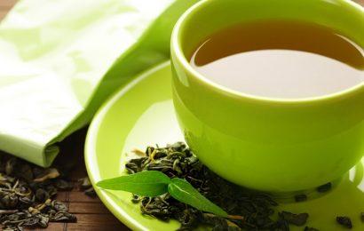 О пользе зеленого чая