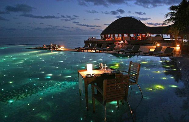 Романтическое место