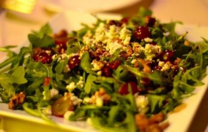 Готовим салат из мидий