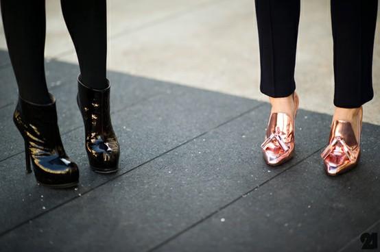 Туфли, босоножки, обувь - советы по разноске