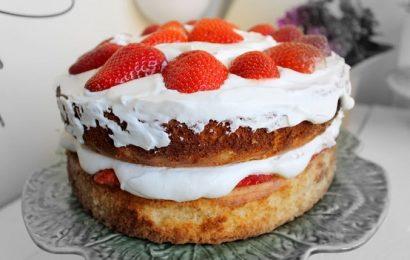 Рецепты простых тортов