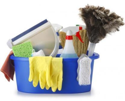 Как вытирать пыль