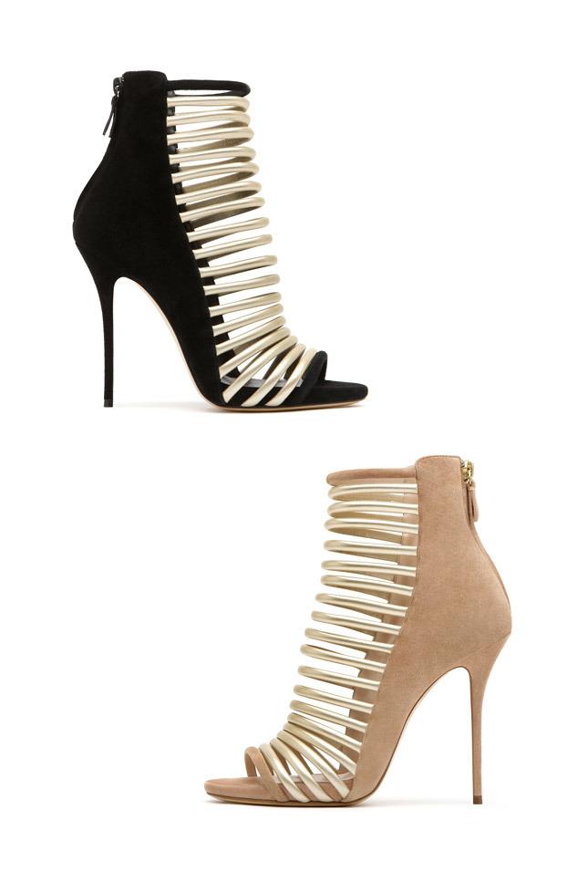 Коллекцию обуви от Casadei, осень-зима 2013/2014