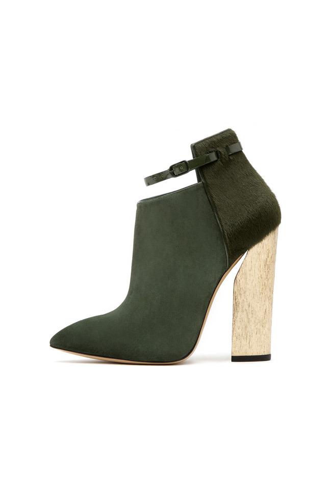 модная обувь на осень 2013
