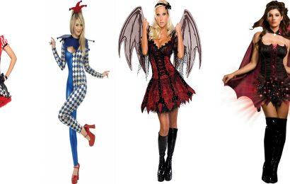 Костюмы на Хэллоуин 2015: ищем подходящий образ!