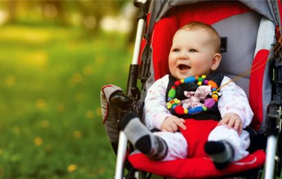 Детская коляска: как выбрать правильно