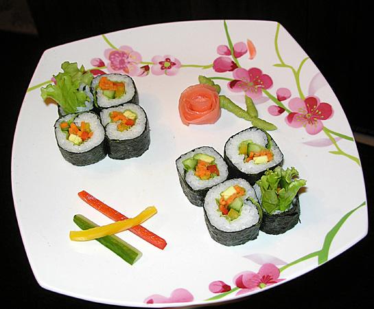 Готовим суши и роллы дома: рецепты