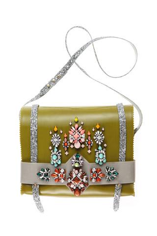 Shourouk Bags & Jewelry Pre-Fall 2013