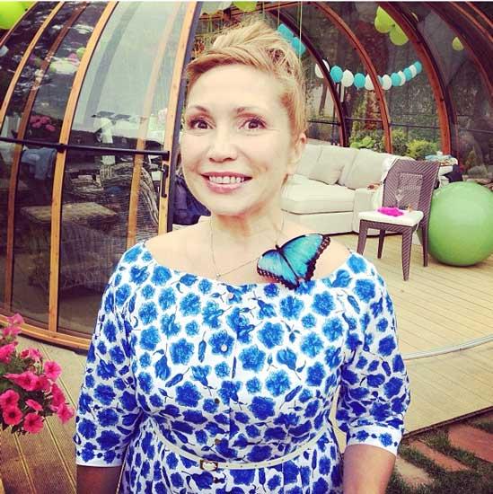 Мама Елены Перминовой фото