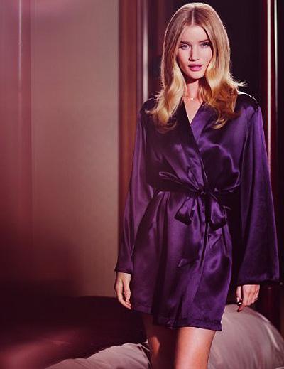 Роузи Хантингтон-Уайтли выпустила новую, юбилейную, коллекцию белья 2013/14 для Marks & Spencer