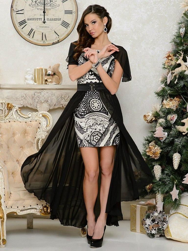 Как модно одеться на Новый год