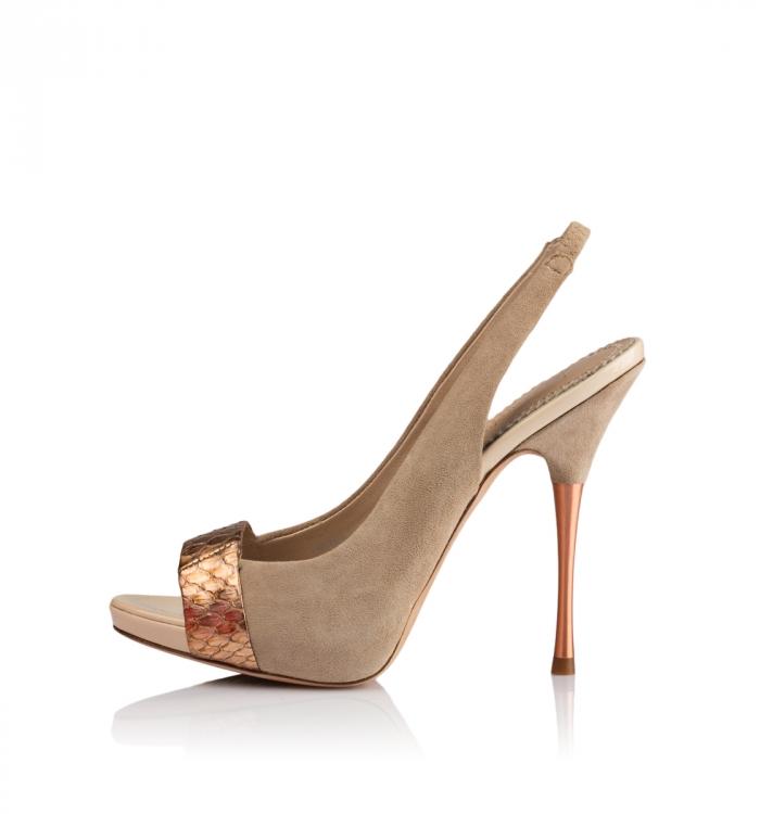 Модная обувь для новогодней вечеринки 2014