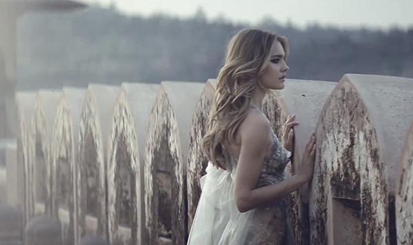 Натаья Водянова (Natalia Vodianova) для Бруно Авейан (Bruno Aveillan)