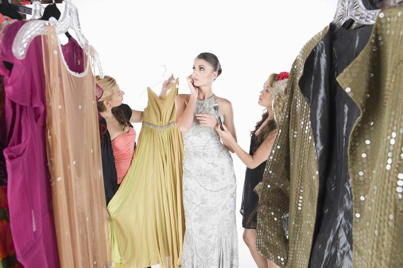 В чем встречать Новый год-2014: лучшие платья (много фото)