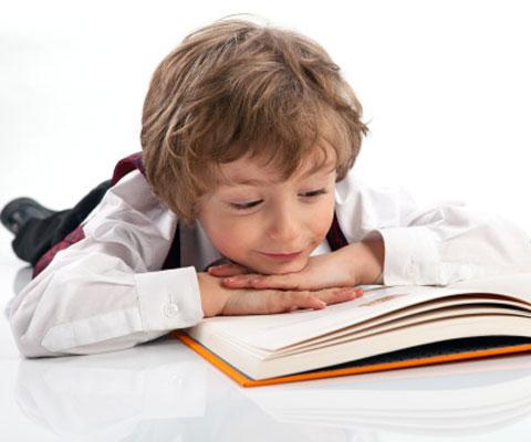 Как приучить ребенка быстро читать?