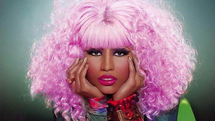 Minajesty: первый кадр рекламной кампании