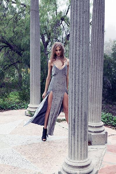 российская модель Анна Селезнева: фото модели
